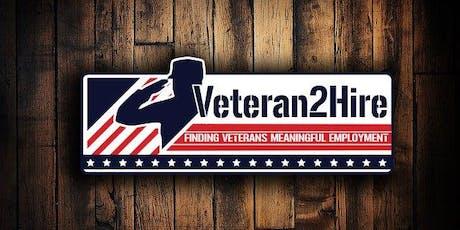 Veteran2Hire Meet and Greet tickets