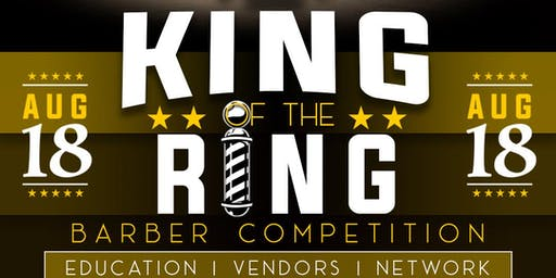 Desert Storm Barbers Presents: King of the Ring