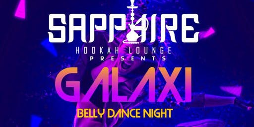 Live Music and Belly Dance Night with Galaxi