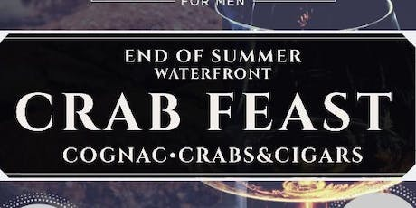 End of Summer Waterfront CrabFeast tickets