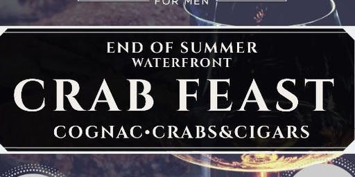 End of Summer Waterfront CrabFeast