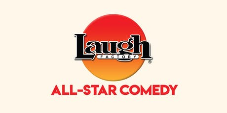 Aries Spears, Matt Braunger, and more - All-Star Comedy! tickets