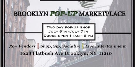 For The Culture Pop Up Marketplace  tickets