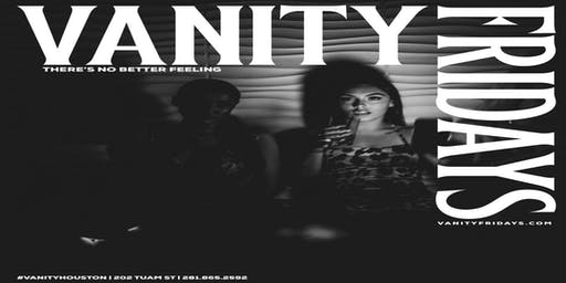 Vanity Fridays at Mynt Night Club