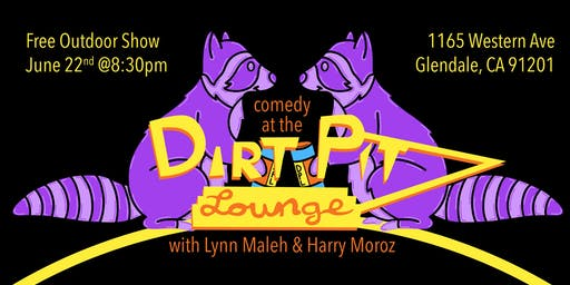 Dirt Pit Lounge Comedy Night – June 2019