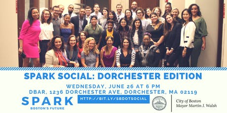 SPARK Social: Dorchester Edition tickets