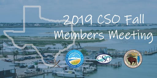 2019 CSO Fall Membership Meeting