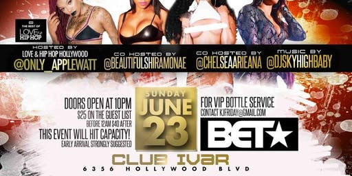 2019 BET WEEKEND AFTER PARTY