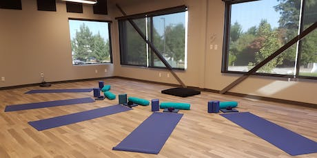 Free Community Yoga Class - Infinity Yoga and Fitness tickets