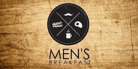 Man Up -  Create Church Men's Breakfast tickets
