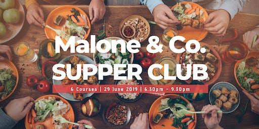 SUPPER CLUB (JUNE)