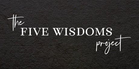 5 Wisdoms Project - Book Signing & Gallery Show tickets