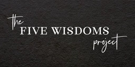 5 Wisdoms Project - Book Signing & Gallery Show