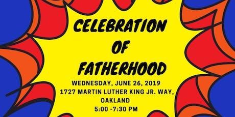 Family Paths' Celebration of Fatherhood tickets
