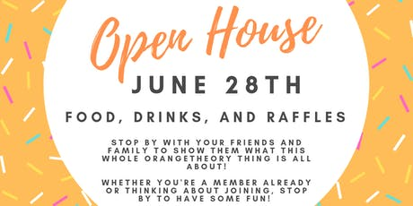 Orangetheory 4th Street Open House tickets