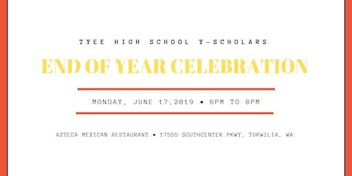 Tyee Y-Scholars End of Year Celebration