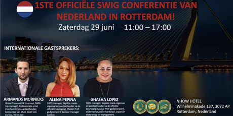 SWIG Conference in Netherlands tickets