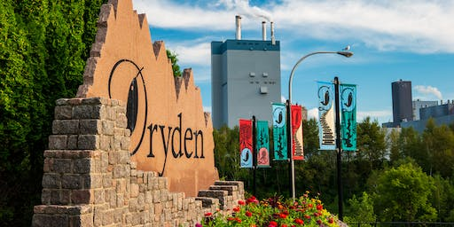 Community Open House - Dryden Rebrand (evening session)