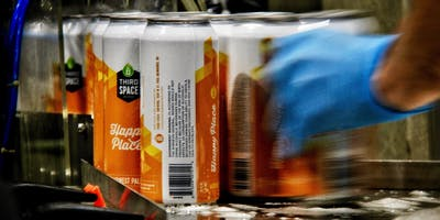 Third Space Brewery Tour