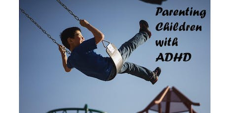 Parenting Children with ADHD tickets
