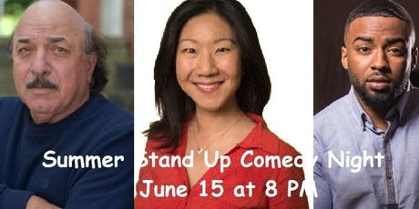 Summer Stand Up Comedy Night tickets