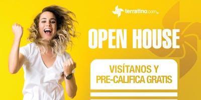 OPEN HOUSE #YAESTOYLISTO:  Pre-califica Para Tu Casa