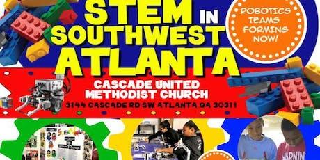 Robotics Teams in SW Atlanta!! tickets