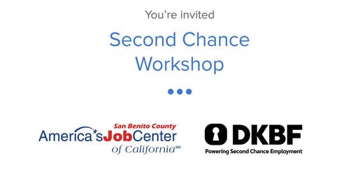Second Chance Workshop