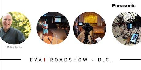 EVA1 Roadshow - Washington, D.C. (Session 1, Diversified) tickets