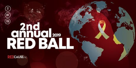 2nd Annual Red Ball 2019 tickets