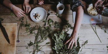 Urban Herbalism: How to Be Plant-Focused in City Life tickets
