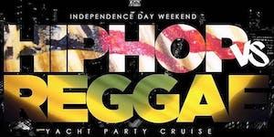 HIP HOP VS REGGAE ALL WHITE ATTIRE YACHT PARTY MUSIC BY...