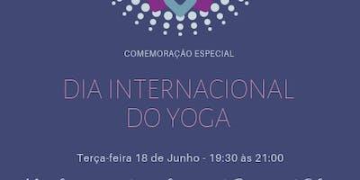 Comemoração Dia Internacional do yoga