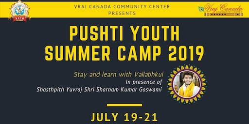 Pushti Youth Summer Camp