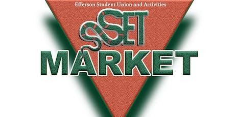 Set Market Vendors, October 18th, 2019 tickets