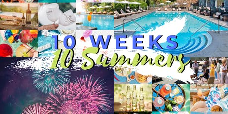 10 Weeks 10 Summers: Pool Side at The Castle tickets