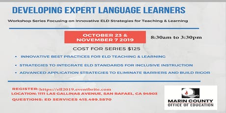 Developing Expert Language Learners tickets
