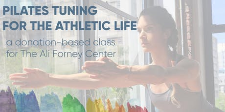 Pilates Tuning for the Athletic Life tickets