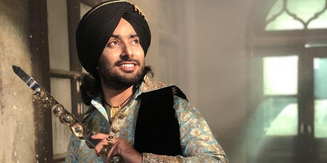 SATINDER SARTAAJ LIVE in CONCERT tickets