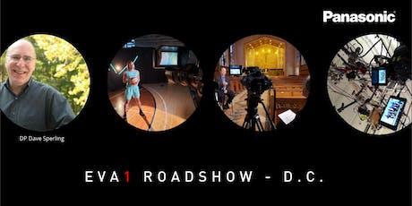 EVA1 Roadshow - Washington, D.C. (Session 2, Diversified) tickets