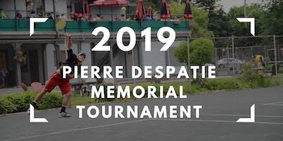 2019 Pierre Despatie Memorial Tournament