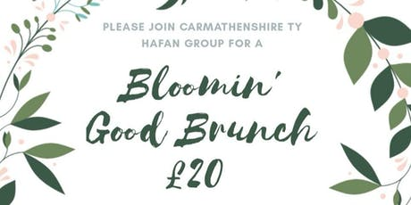 Ty Hafan Bloomin' Good Brunch tickets