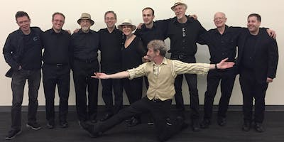KLEZMER TANZ  in the English Barn - Sunday, July 28