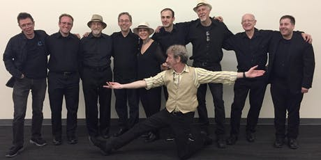 KLEZMER TANZ  in the English Barn - Sunday, July 28 tickets