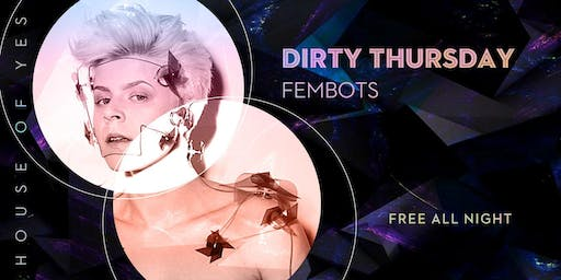 Dirty Thursday: Fembots [Robyn! Peaches! M.I.A.! & more!]