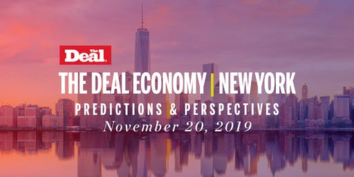 The Deal Economy New York Conference