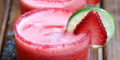Strawberry Lime Soap Making Class