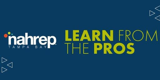 NAHREP Tampa Bay: Learn from the Pros