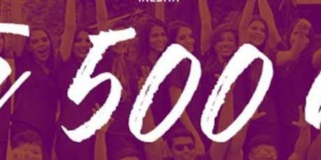 Festa dos 500 dias Psico turma 2020 UNIP ingressos