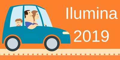 Estacionamento Festival Ilumina 2019